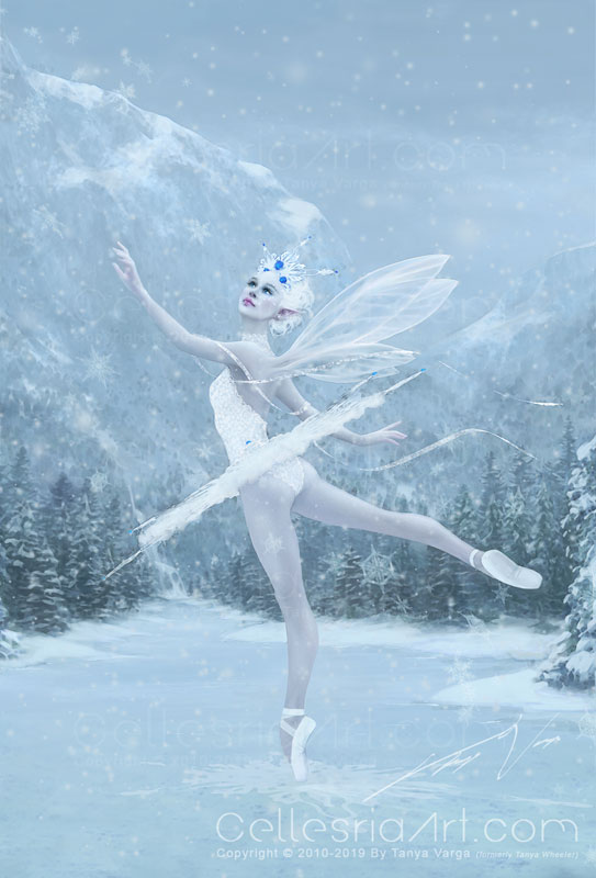 Snow Dancer